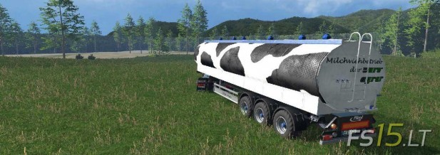Milk Tanker (2)