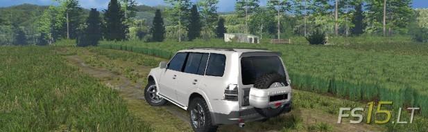 Mitsubishi Pajero (2)