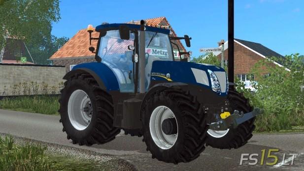New Holland T7.270 Blue Power