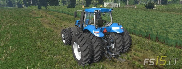 New Holland T8435 DW (2)