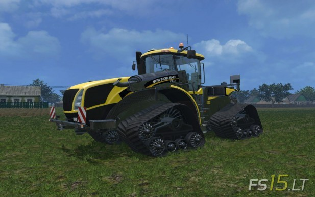 New Holland T9.565 Smart Trax
