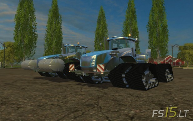 New Holland T9.565ST