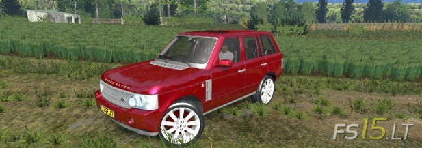 Range Rover Red (1)