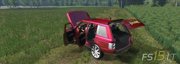 Range Rover Red (2)