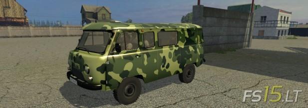 UAZ 3909 (1)