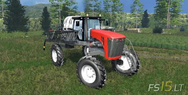 Versatile SX240 (1)
