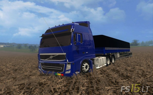Volvo FH 700 + Scania Streamline (1)