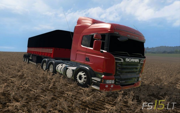 Volvo FH 700 + Scania Streamline (2)