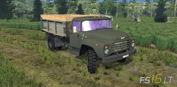 ZIL 130 Amur (1)
