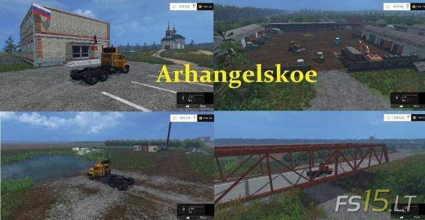 Arhangelskoe