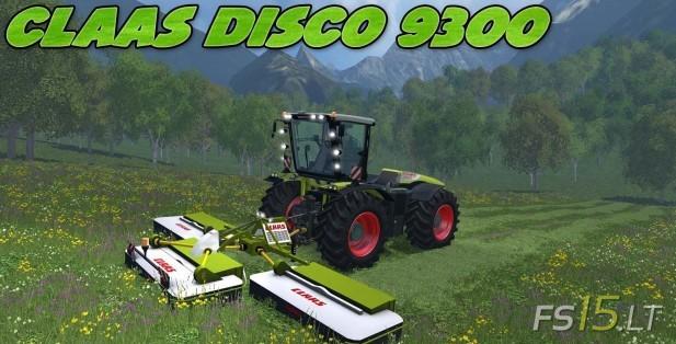 Claas-Disco-9300
