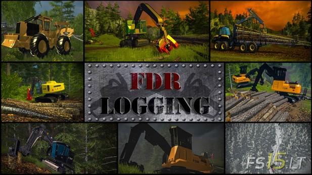 FDR-Logging-Pack