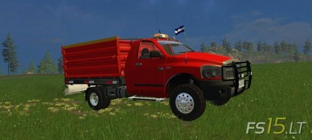 Ford-F450-Dump