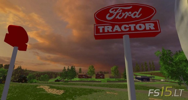 Ford-Sign
