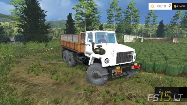 GAZ-3309-1