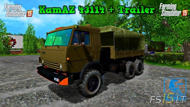 Trail FS15.LT - Farming Simulator 2015 (FS 15) mods - Part 36