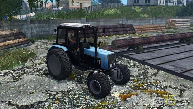 MTZ-1025-Belarus