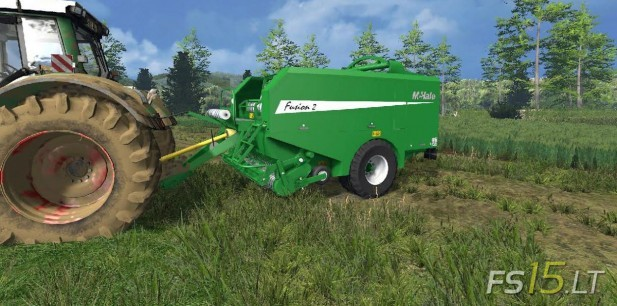 Bale Wrappers | Farming Simulator 2015 mods - FS15 LT