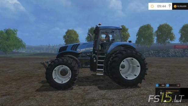New-Holland-T8435-DW