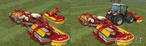 Poettinger-Mowers