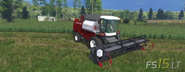 Rostselmash Vector 420 (1)