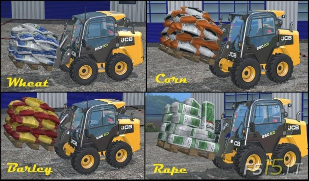Seed Pallets Pack