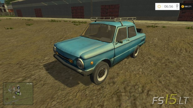 ZAZ-968M-1