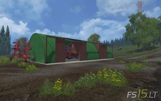 Fastbuild-Hangar