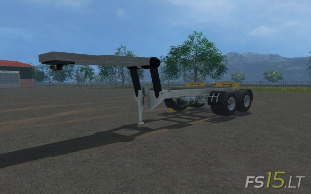Fliegl-Chassis-Trailer