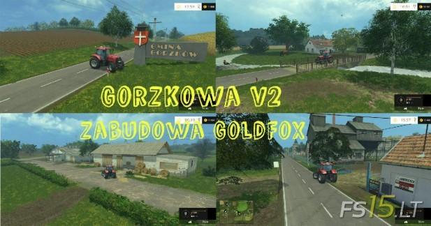 Gorzkowa-Zabudowa