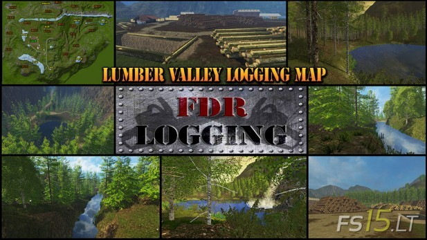 Lumber-Valley-Logging-Map