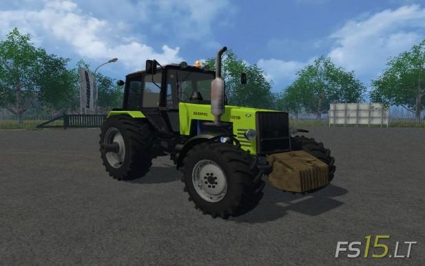 MTZ-Belarus-1221B