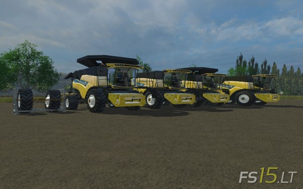 New-Holland-CR-Harvesters-Pack