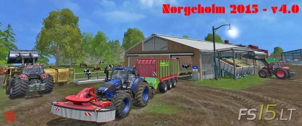Norgeholm