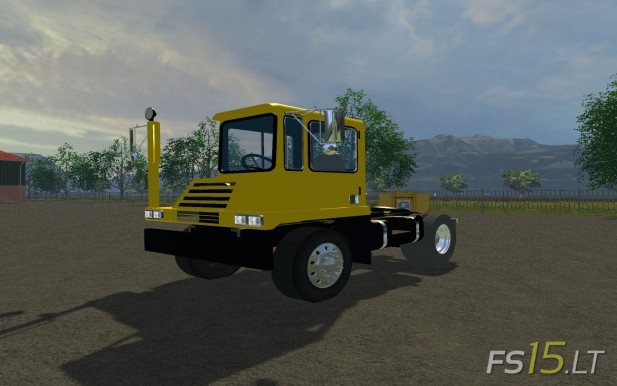 Shunter-Truck
