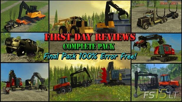 fdr-logging-complete-pack