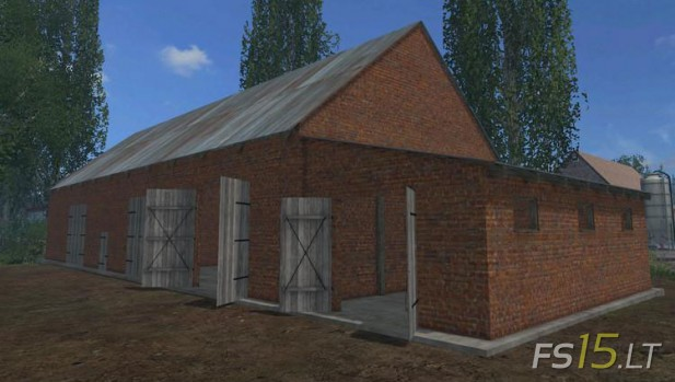 Barn-with-Shelter