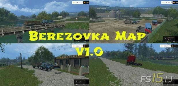 Berezovka