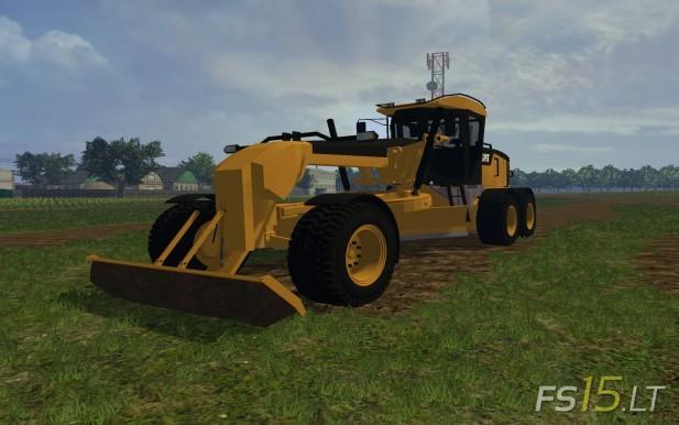 Caterpillar-140M