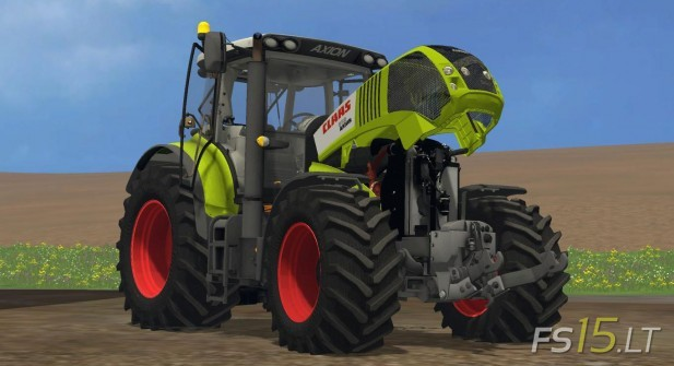 Claas-Axion-850