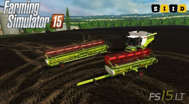 Claas-Header-Trailer