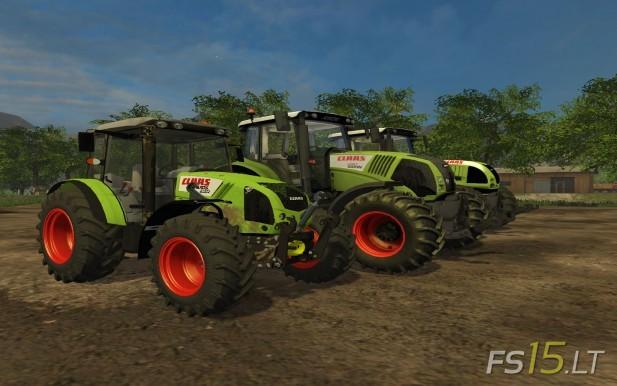 Claas-Tractors-Pack