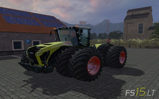 Claas-Xerion-4500