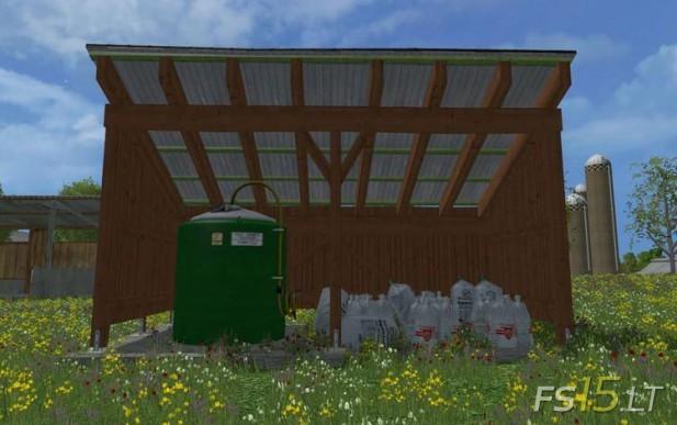 Fertilizer-Warehouse