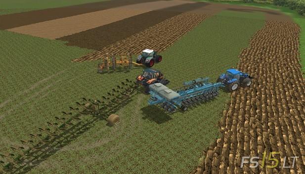 Soil-Textures