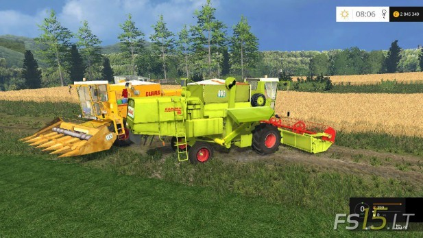 Claas-Dominator-105-Pack-2