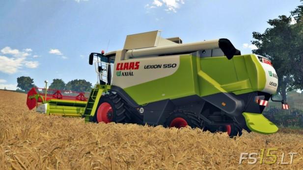 Claas-Lexion-550