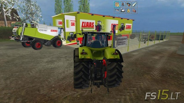 Claas-Workshop