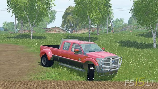 Ford-F450-Platinum
