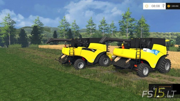 New-Holland-CR-9090,-960-2